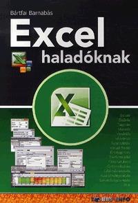 Bártfai Barnabás: Excel haladóknak -  (Könyv)