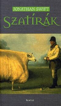 Jonathan Swfit: Szatírák -  (Könyv)