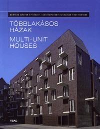 Lévai-Kanyó Judit: Többlakásos házak - Multi-unit Houses -  (Könyv)