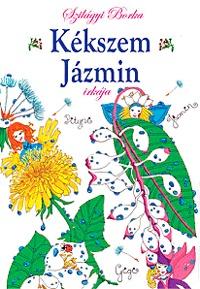 Szilágyi Borka: Kékszem Jázmin irkája -  (Könyv)