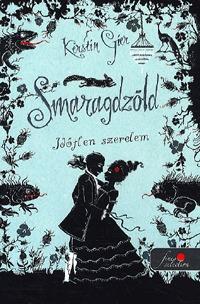 Kerstin Gier: Smaragdzöld - Időtlen szerelem -  (Könyv)