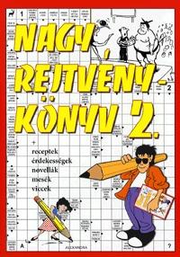 Kresz Károly: Nagy rejtvénykönyv 2. - Receptek, érdekességek, novellák, mesék, viccek -  (Könyv)