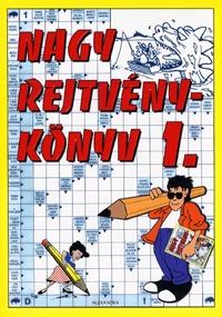 Kresz Károly (szerk.): Nagy rejtvénykönyv 1. -  (Könyv)