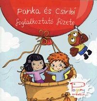 Pásztohy Panka: Panka és Csiribí foglalkoztató füzete -  (Könyv)