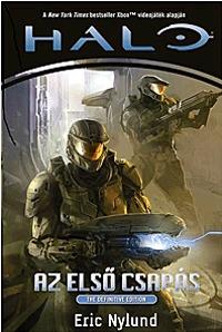 Eric Nylund: Halo - Az első csapás -  (Könyv)