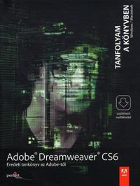 Adobe Dreamweaver CS6 - Eredeti tankönyv az Adobe-tól -  (Könyv)