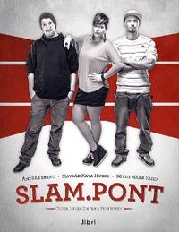 André Ferenc, Mavrák Kata Hugee, Süveg Márk Saiid: Slam.Pont -  (Könyv)