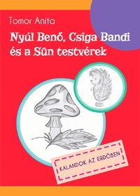 Tomor Anita: Nyúl Benő, Csiga Bandi és a Sün testvérek -  (Könyv)