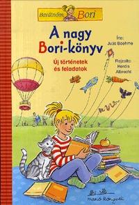 Julia Boehme: A nagy Bori-könyv - Barátnőm, Bori -  (Könyv)