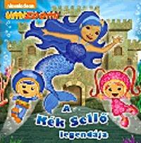 Umizoomi: A kék sellő legendája - Nickelodeon -  (Könyv)