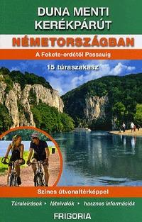 dr. Keszthelyi Zoltán: Duna menti kerékpárút Németországban - A Fekete-erdőtől Passauig -  (Könyv)