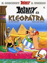 René Goscinny: Asterix és Kleopátra - Asterix 6. -  (Könyv)