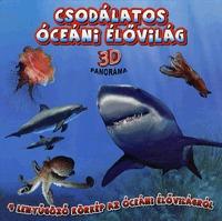 Csodálatos óceáni élővilág - 4 lenyügöző körkép az óceáni élővilágról -  (Könyv)