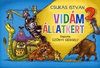 Csukás István: Vidám állatkert 2. -  (Könyv)