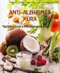 Jürgen Vormann, Klaus Tiedemann: Anti-Alzheimer kúra - Táplálkozással a feledékenység ellen -  (Könyv)