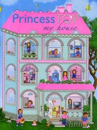 Princess Top - My house (blue) -  (Könyv)