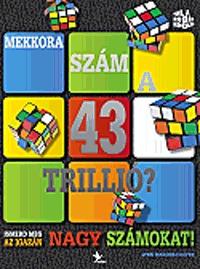 Lynn Huggins-Cooper: Mekkora szám a 43 trillió? - Ismerd meg az igazán nagy számokat! -  (Könyv)