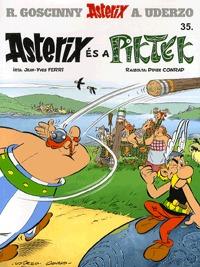 René Goscinny, Albert Uderzo, Jean-Yves Ferri: Asterix 35. - Asterix és a Piktek -  (Könyv)