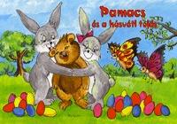 Pamacs és a húsvéti tojás -  (Könyv)