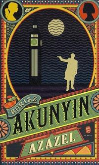 Borisz Akunyin: Azazel -  (Könyv)