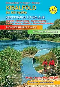 Szokoly Miklósné (szerk): Kisalföld és környéke kerékpáros útikalauz - Szigetköz, Mosoni-síkság, Soproni-hegység, Fertő tó, Hanság, Rábaköz, Pannonhalmi-dombság -  (Könyv)