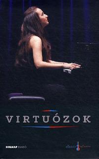 Virtuózok - CD melléklettel (Gyöngyösi Ivett) -  (Könyv)