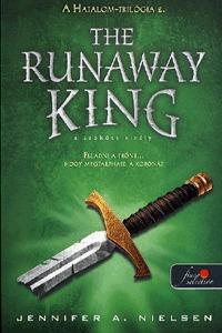 Jennifer A. Nielsen: The Runaway King - A szökött király (Hatalom trilógia 2.) -  (Könyv)
