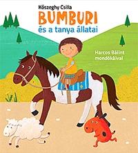 Bumburi és a tanya állatai -  (Könyv)