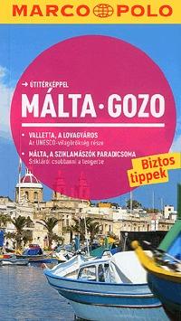 Klaus Bötig: Málta - Gozo - Marco Polo - Útitérképpel -  (Könyv)