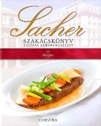 Sacher szakácskönyv - Osztrák konyhaművészet - Osztrák konyhaművészet -  (Könyv)