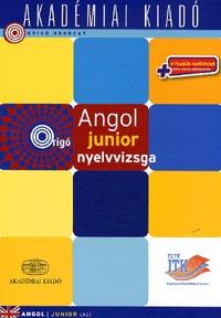 Kovács Éva (Szerk.): Origó - Angol junior nyelvvizsga A2 - virtuális melléklettel -  (Könyv)