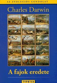 Charles Darwin: A fajok eredete -  (Könyv)