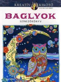 Baglyok - Színezőkönyv -  (Könyv)