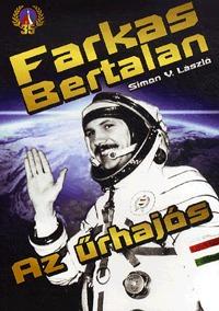 Simon V. László: Farkas Bertalan - Az űrhajós -  (Könyv)