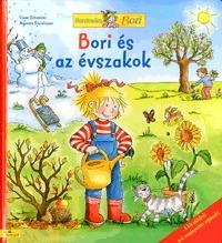 Liane Schneider: Bori és az évszakok - Conni erlebt die Jahreszeiten -  (Könyv)
