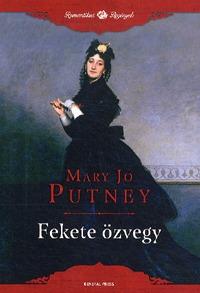 Mary Jo Putney: Fekete özvegy -  (Könyv)