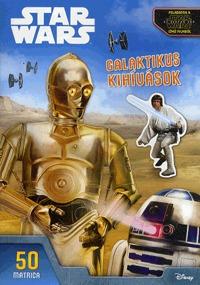 Star Wars - Galaktikus kihívások -  (Könyv)