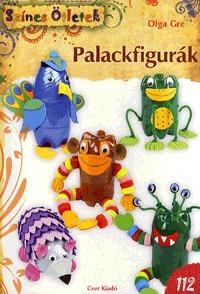 Olga Gre: Palackfigurák -  (Könyv)