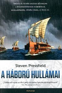 Steven Pressfield: A háború hullámai -  (Könyv)
