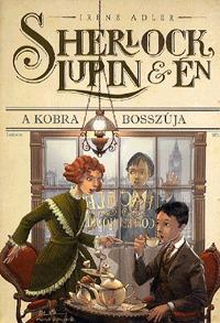Irene Adler: Sherlock, Lupin és én 7. - A Kobra bosszúja -  (Könyv)