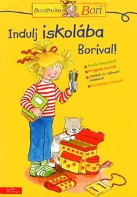 Hanna Sörensen: Indulj iskolába Borival! -  (Könyv)