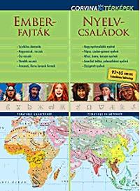 Corvina Kiadó: Emberfajták - nyelvcsaládok -  (Könyv)