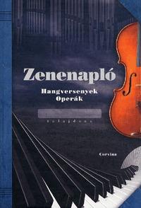 Zenenapló -  (Könyv)