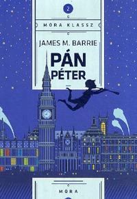 James M. Barrie: Pán Péter -  (Könyv)