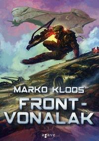 Marko Kloos: Frontvonalak -  (Könyv)