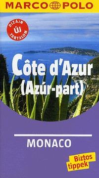 Cote d'Azur - Marco Polo - ÚJ TARTALOMMAL! -  (Könyv)