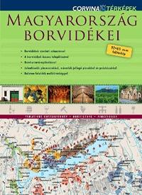 Corvina Kiadó: Magyarország borvidékei -  (Könyv)
