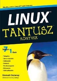 Emmett Dulaney: Linux - 7 könyv 1-ben -  (Könyv)