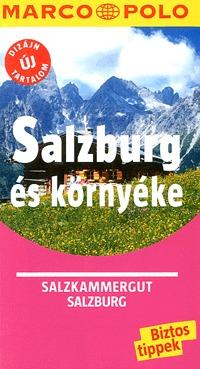 Moldoványi Ákos: Salzburg és környéke -  (Könyv)