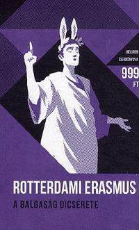 Rotterdami Erasmus: A balgaság dicsérete - Helikon zsebkönyvek 43. -  (Könyv)